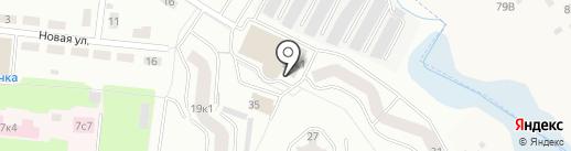 Гелиос на карте Фрязино