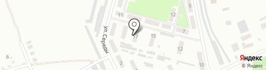 Участковый пункт милиции №30 на карте Макеевки