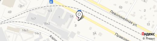 Пульс на карте Быково