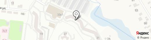 АНТ-Мед на карте Фрязино