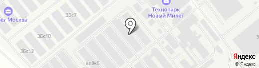Ультра Лайт на карте Железнодорожного