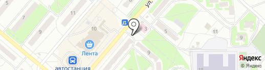 Продторг Фрязино на карте Фрязино