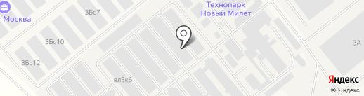 БарСтрой на карте Балашихи