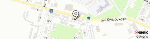 Овощи и фрукты, магазин на карте Макеевки