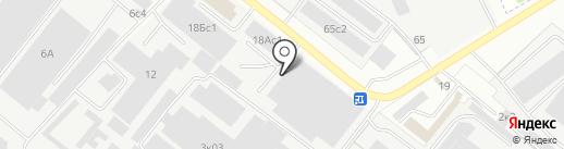 MIF на карте Фрязино
