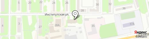 Водолей на карте Щёлково