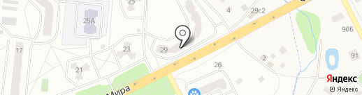 ultra-cable на карте Фрязино