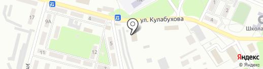 Вези на карте Макеевки