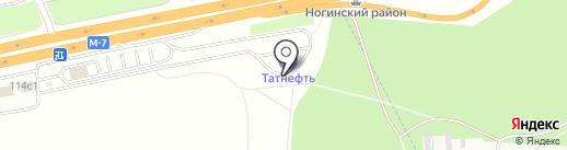 Банкомат, Банк Зенит, ПАО на карте Балашихи