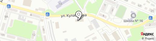 Vizavi на карте Макеевки