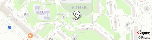 Стрела-3, ТСЖ на карте Фрязино