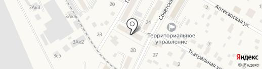 Мастерская по ремонту часов и телевизоров на карте Быково