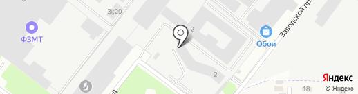 МебельВам на карте Фрязино