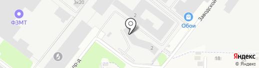 ЭЛПИ Технология на карте Фрязино