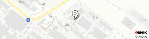 ЭЛВИМ-Пласт на карте Фрязино