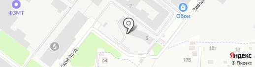 frezer-cut.ru на карте Фрязино