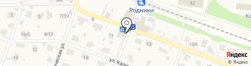 Qiwi на карте Родников