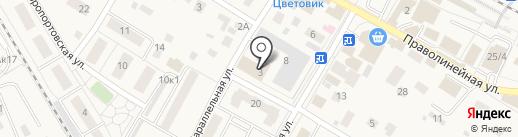 Автосервис на карте Быково