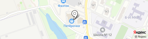 Ваш уют на карте Жуковского