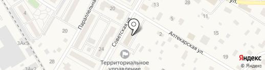 Диана на карте Быково