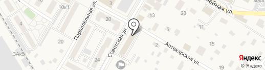Мои документы на карте Быково