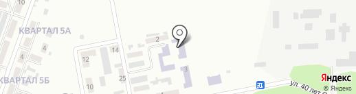 Макеевский профессиональный машиностроительный лицей на карте Макеевки