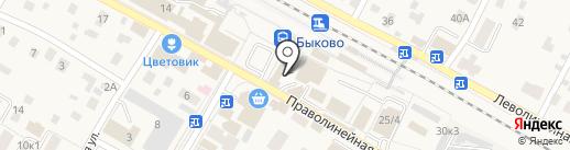 Евросеть на карте Быково