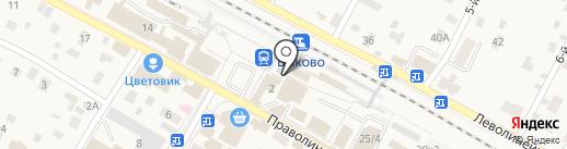 РЖСЦ на карте Быково