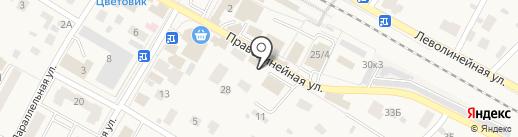 Кафетерий на карте Быково