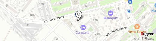ProfElektro на карте Геленджика