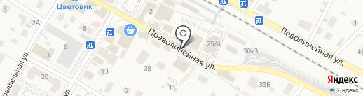 Магазин мясной продукции на карте Быково