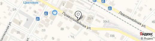 Рынок на карте Быково