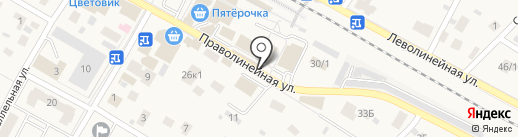 Магазин цветов на карте Быково
