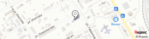 Детский сад №135 на карте Макеевки