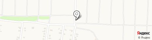 Шахтостроитель, садовое товарищество на карте Моспино