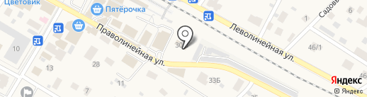 Торговые ряды Быково на карте Быково