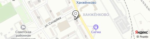 M`style на карте Макеевки