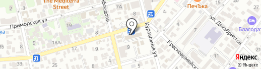 ЛДПР на карте Геленджика