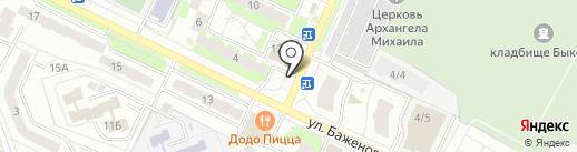 Стардог!s на карте Жуковского