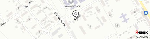 Советский районный суд на карте Макеевки
