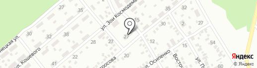 Строительные материалы, магазин на карте Макеевки