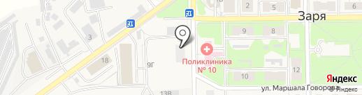 Plitkatrot на карте Балашихи