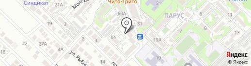 Элит Декор на карте Геленджика