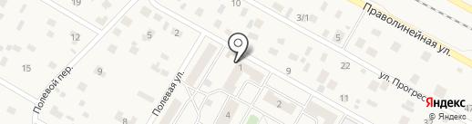 Продуктовый магазин на карте Быково