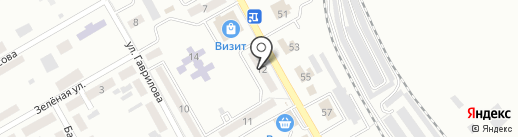 Flash net на карте Макеевки