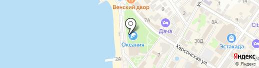 17D на карте Геленджика