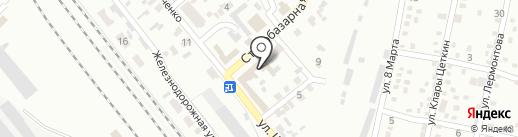 Память на карте Макеевки