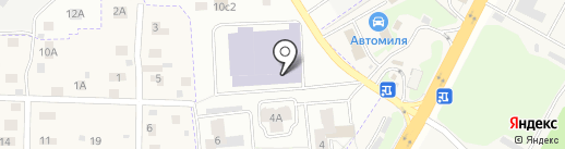 Moto-Invasion MСС на карте Фрязино