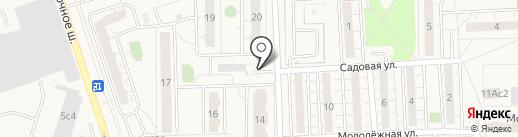 TianDe на карте Балашихи