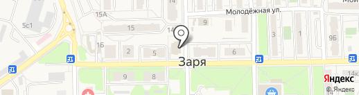 P.I.V. ZONE на карте Балашихи